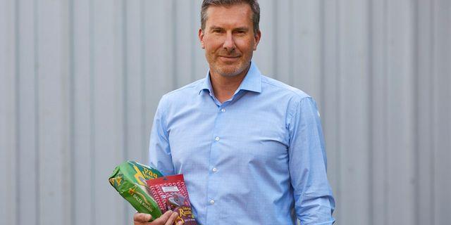 Jonas Régner, vd för Saltå Kvarn.