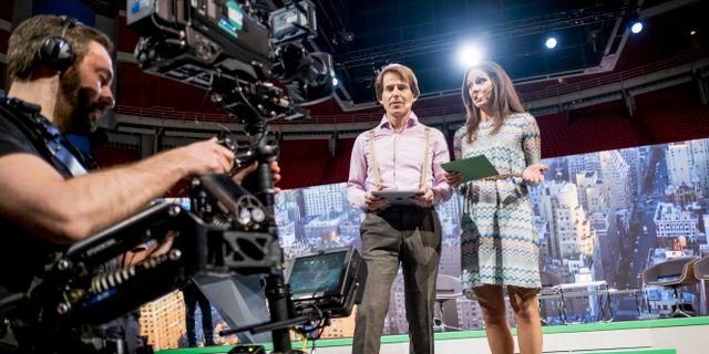 Arkivbild. Claes Hemberg och Patricia Hedelius leder Avanza Forum 2016. Magnus Hjalmarson Neideman/SvD/TT / TT NYHETSBYRÅN
