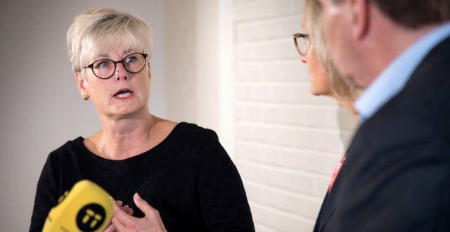 Marie Linder. Arkivbild. Thommy Tengborg/TT / TT NYHETSBYRÅN