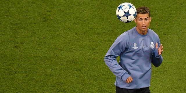 Ronaldo vill fortsatta lange