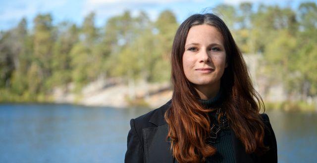 Rebecka Le Moine Henrik Montgomery/TT / TT NYHETSBYRÅN