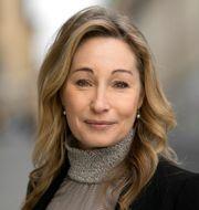 Louise Sander. Pressfoto: Handelsbanken