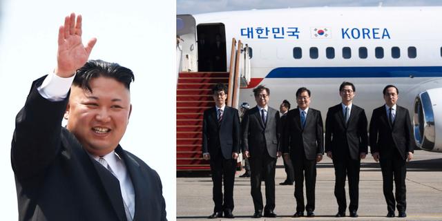 Nya aterforeningar i nordkorea