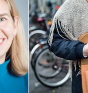 Johanna Ragnartz Håll Sverige Rent/TT