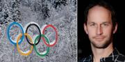 Anders Södergren brinner för att få OS till Sverige. TT