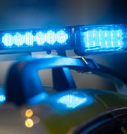 Två män hittades döda i en vätgascontainer. Johan Nilsson/TT / TT NYHETSBYRÅN