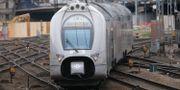 Ett av SJ:s dubbeldäckade tåg som körs i Mälardalen. Arkivbild. Fredrik Sandberg / TT / TT NYHETSBYRÅN