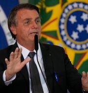 Bolsonaro. Eraldo Peres / TT NYHETSBYRÅN