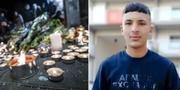 15-årige Jaffar dödades i helgen i Malmö. TT / Privat