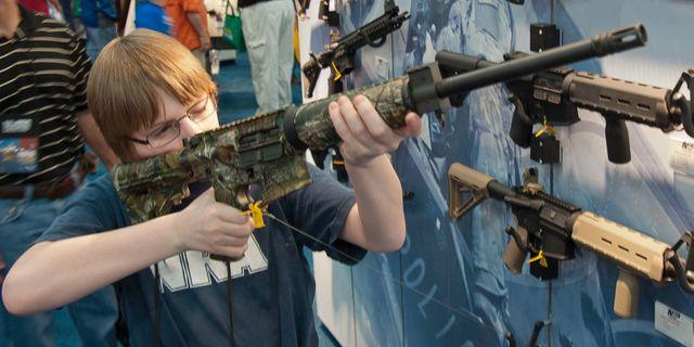 Usa bakslag for vapenlobbyn