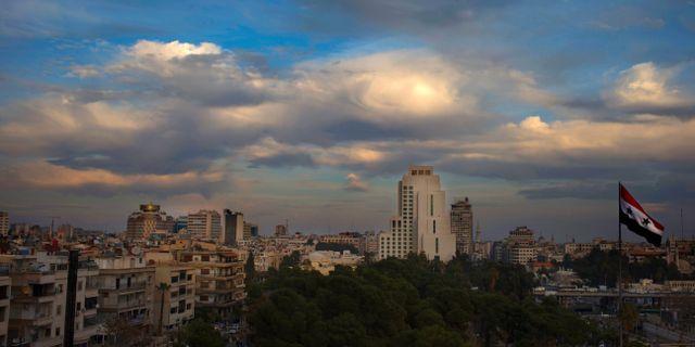 Damaskus. Arkivbild. Hassan Ammar / TT NYHETSBYRÅN