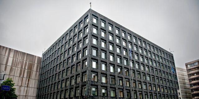 Riksbankskontoret. Arkivbild. ERIK MÅRTENSSON / TT / TT NYHETSBYRÅN