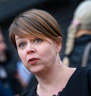 Malmös kommunalråd Katrin Stjernfeldt Jammeh (S)  Johan Nilsson/TT / TT NYHETSBYRÅN