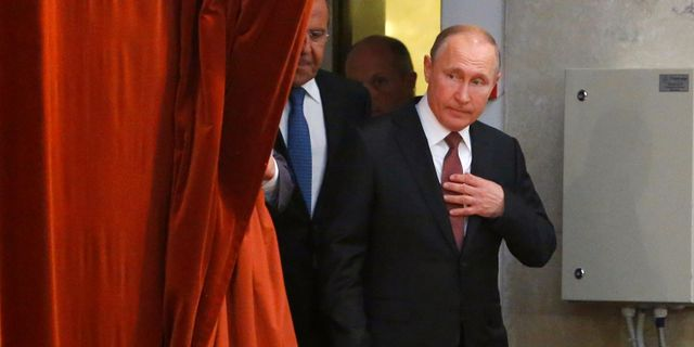 Putin motstandare anklagas for mord
