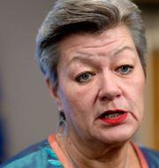 Ylva Johansson (S). Thierry Monasse / TT NYHETSBYRÅN