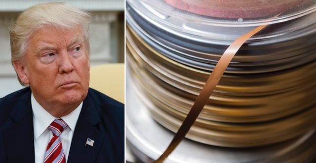 Donald Trump, arkivbilder. TT/AP