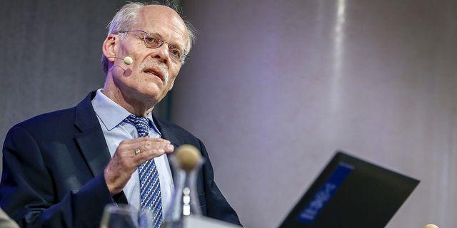 Stefan Ingves, chef för Riksbanken. TT.