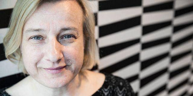 Cecilia Hermansson. Emma-Sofia Olsson / SvD / TT / TT NYHETSBYRÅN