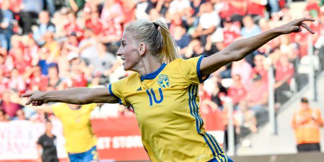 Sofia Jakobsson. Jonas Ekströmer/TT / TT NYHETSBYRÅN