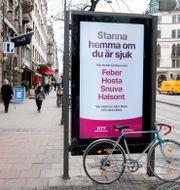 Arkivbild Jessica Gow/TT / TT NYHETSBYRÅN