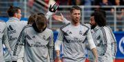Sergio Ramos.  VINCENT WEST / BILDBYR N