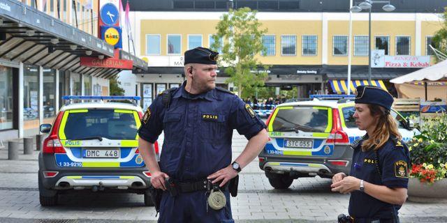 Polisen västerort