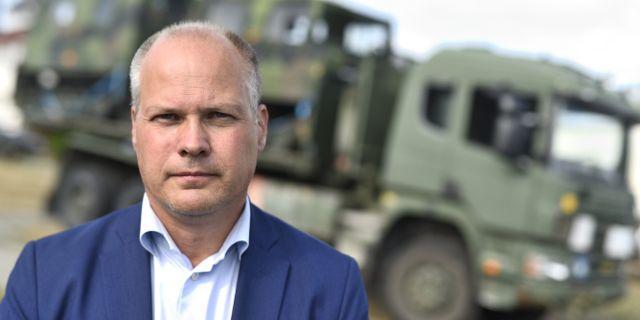 Robert Henriksson/TT / TT NYHETSBYRÅN