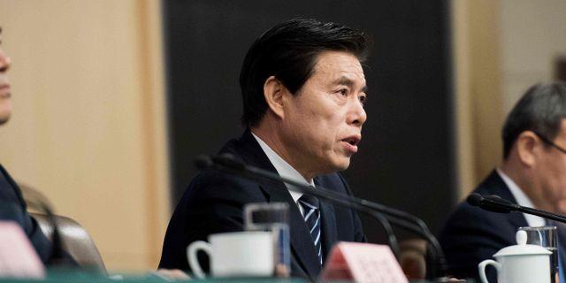 Sag for kinesisk ut tvingades operera sig