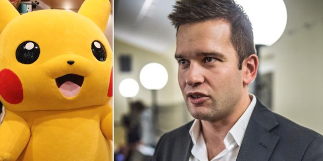 Pokemon go anklagas spelet rasistiskt