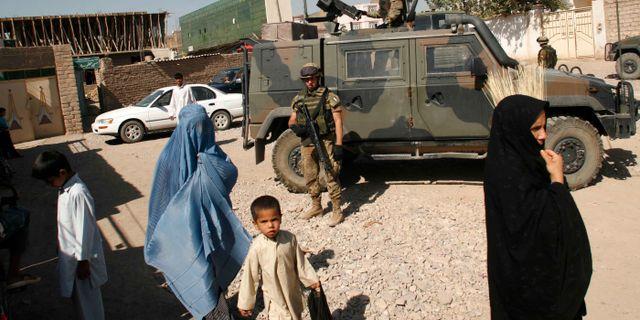 Kriget mot talibanerna ar ett stort fiasko