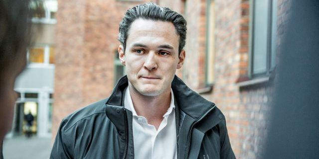 Allras vd Alexander Ernstberger. Lars Pehrson/SvD/TT / TT NYHETSBYRÅN