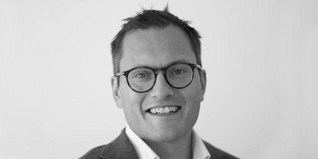 Fredrik Källgren, vd för Kameo i Sverige.