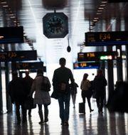 Illustrationsbild från Stockholm Arlanda Airport.  Fredrik Sandberg/TT / TT NYHETSBYRÅN