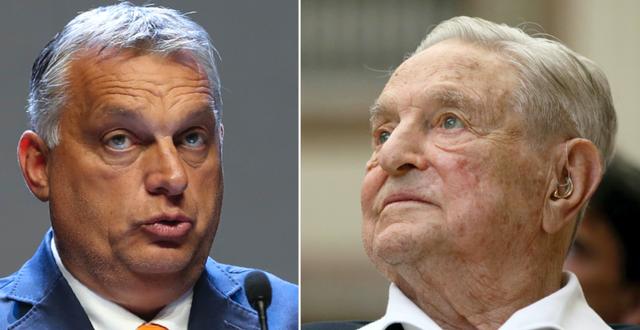 Viktor Orbán / George Soros TT