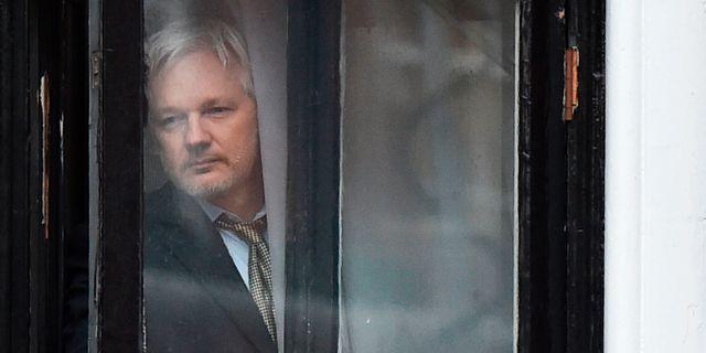 Julian Assange BEN STANSALL / AFP