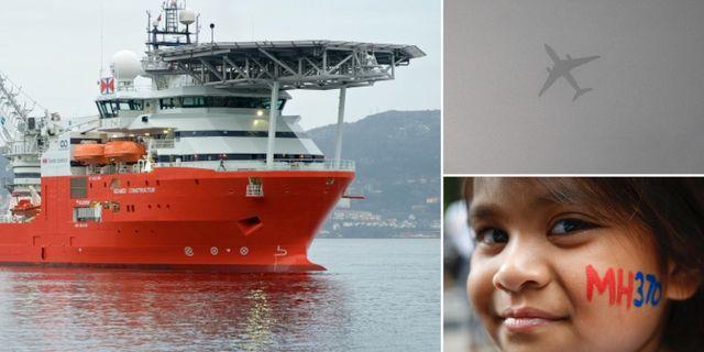 Nytt hopp om att hitta mh370
