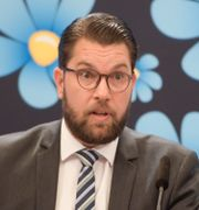 Jimmie Åkesson.  Amir Nabizadeh/TT / TT NYHETSBYRÅN