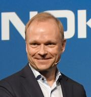 Pekka Lundmark. LEHTIKUVA / TT NYHETSBYRÅN