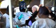Polisinsats i Salisbury, arkivbild. BEN STANSALL / AFP