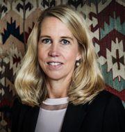 Helena Stjernholm, vd för Industrivärden. Yvonne Åsell/SvD/TT / TT NYHETSBYRÅN