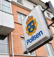 Polishuset i Karlskrona. illustrationsbild. Johan Nilsson/TT / TT NYHETSBYRÅN
