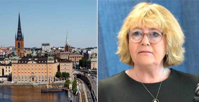 Stockholm / Irene Svenonius  TT