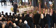 Begravningsceremonin Johan Nilsson/TT / TT NYHETSBYRÅN