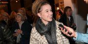 Kulturminister Amanda Lind (MP). TT NEWS AGENCY / TT NYHETSBYRÅN