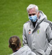 Håkan Sjöstrand.  Johan Nilsson/TT / TT NYHETSBYRÅN