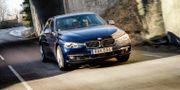 Man i BMW-bil. Arkivbild. Anders Wiklund/TT / TT NYHETSBYRÅN