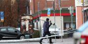 Två män sköts ihjäl utanför en nattklubb i Norrköping i december. Jeppe Gustafsson/TT