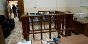 Bild på irakisk rättssal. Arkivbild. Maya Alleruzzo / TT NYHETSBYRÅN/ NTB Scanpix