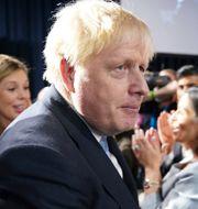 Premiärminister Boris Johnson Jon Super / TT NYHETSBYRÅN