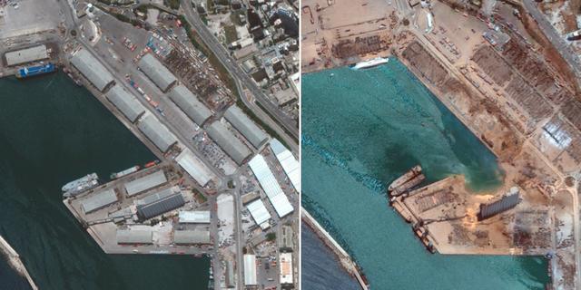 Satellitbilder från Maxar Technologies.